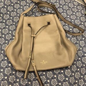 Kate Spade Grey Street Cooper Bucket Bag